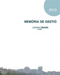 Memòria de gestió 2013