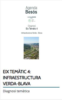 EIX TEMÀTIC 4: INFRAESTRUCTURA VERDA-BLAVA