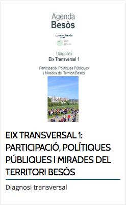 EIX TRANSVERSAL 1: PARTICIPACIÓ, POLÍTIQUES PÚBLIQUES I MIRADES DEL TERRITORI BESÒS