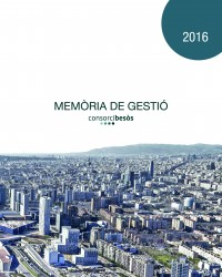 Portada Memoria Gestio 2016